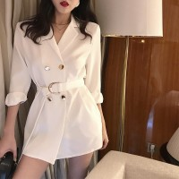 DR906031 COAT DRESS