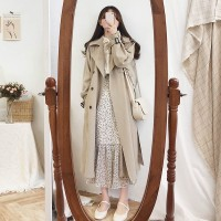 TP910005 KELLY MAXI WIND COAT
