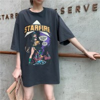 TP910009 OVERSIZE GRAPHIC T