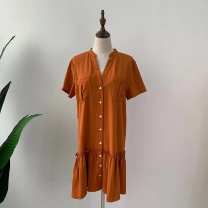 DR910012 ALEX V DRESS