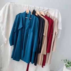 DR002007 CADEN WINDCOAT DRESS