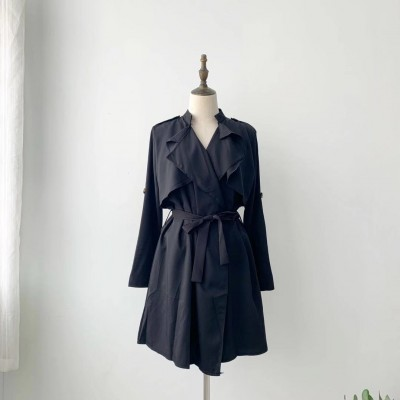 DR002007 CADEN WINDCOAT DRESS