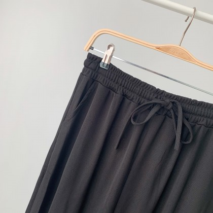 #神裤 [BESTSELLER] ICE KNITTED CULOTTES BT011009