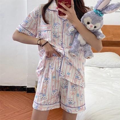 【预购】#超可爱兔子睡衣 STELLALOU PYJAMAS SET ST107004