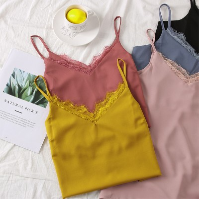 TP903090 PREMIUM LACE CAMI TOP