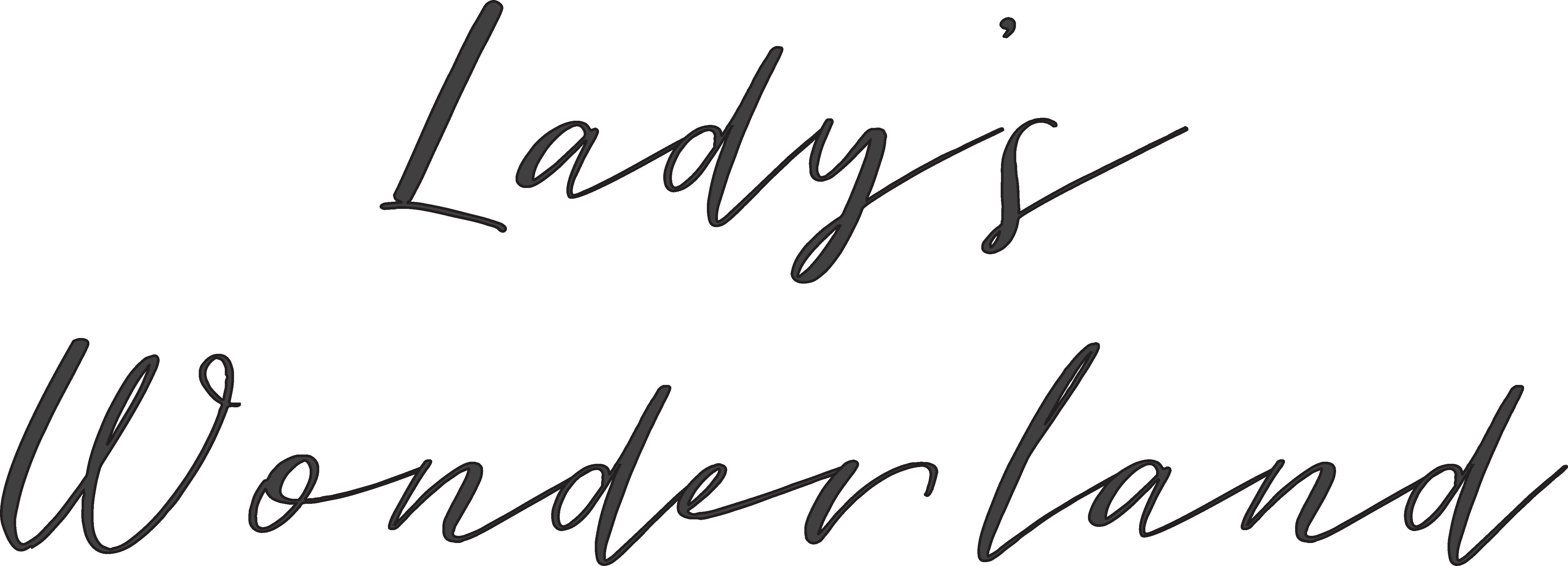 Lady's Wonderland